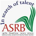 ASRB recruitment 2018-19 notification