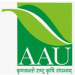 Anand Agricultural University recruitment 2020 notification