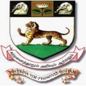 madras university recruitment 2020 notification