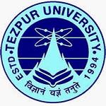 tezpur university recruitment 2020 notification